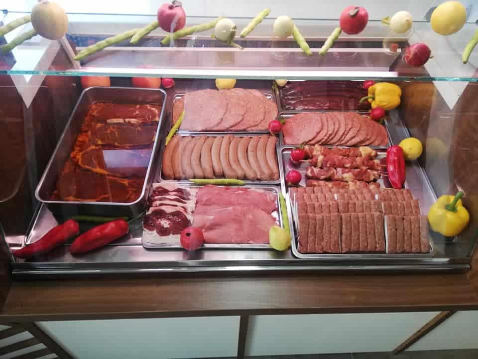 """Ćevabdžinica i Aščinica """"AČE"""" / Veliki izbor jela s roštilja i jela tradicionalne Bosanske kuhinje"""