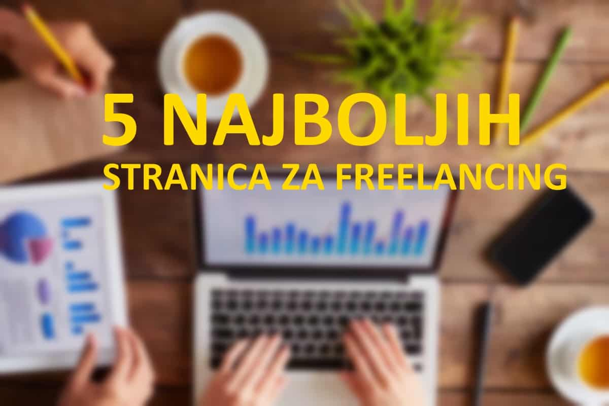 5 najboljih web stranica za freelancing