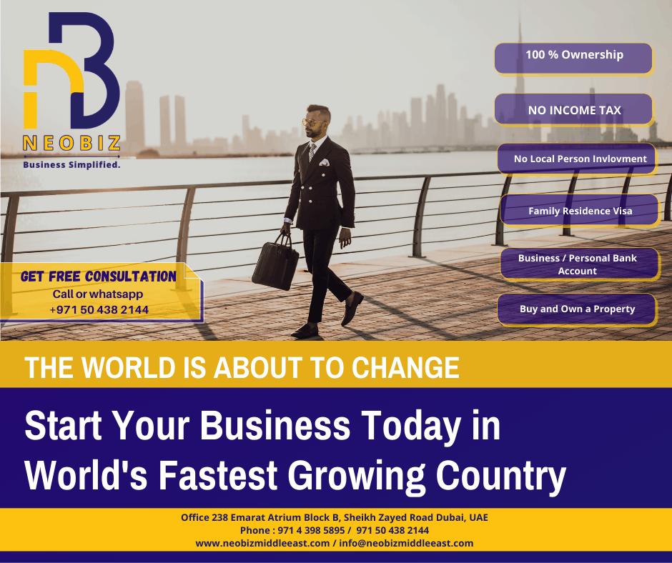 Pokrenite svoj biznis već danas: Firmama iz BiH besplatan Consulting za poslavanje u UAE i šire