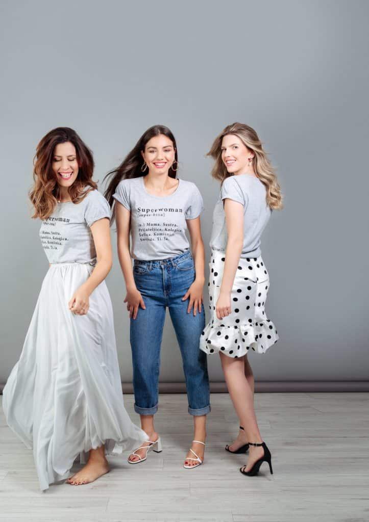 BONJOUR.ba i kompanija dm predstavili FEEL GOOD majicu čijom kupovinom pružate podršku bh. poduzetnicama!