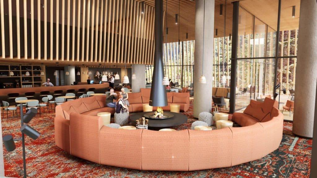Hotel Nomad na Bjelašnici, priroda u dobrom društvu