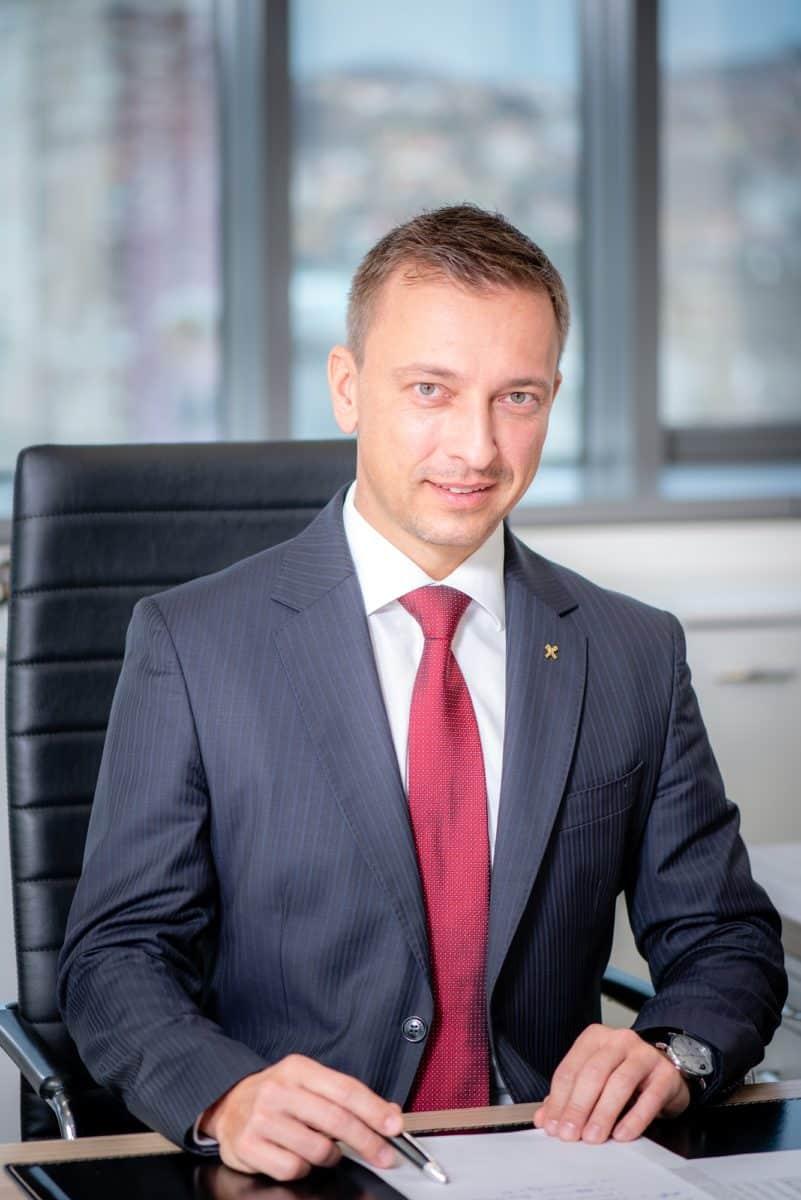 Karlheinz Dobnigg predsjednik Uprave Raiffeisen banke
