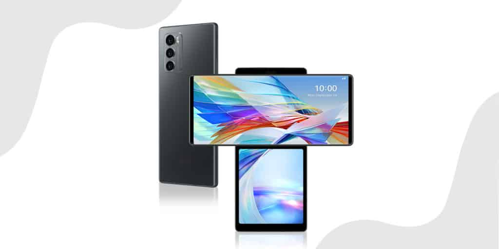 LG WING Mobile 1