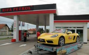 Kompanija Hifa Petrol u Živinicama otvorila 43. benzinsku pumpu