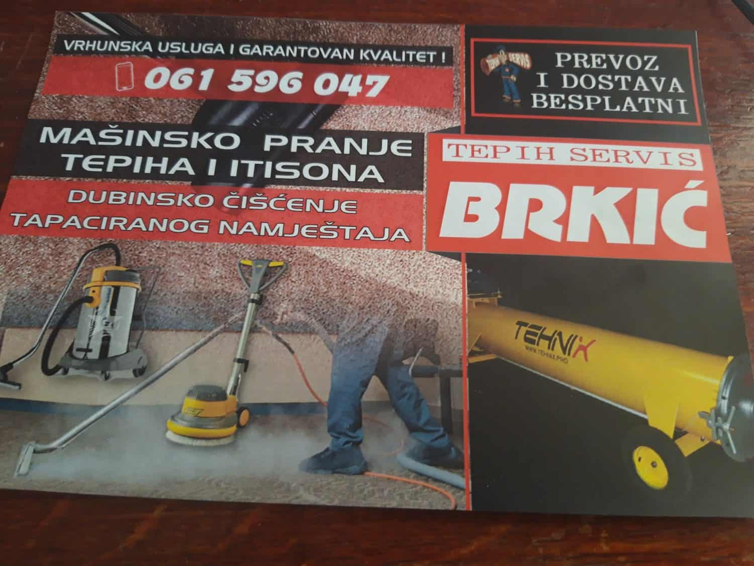 tepis servis brkic