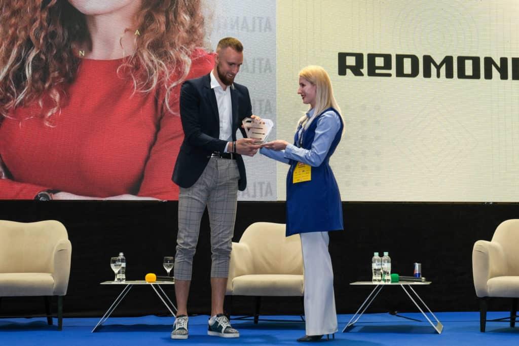 Sarajevo Marketing Summit: Nagrađena Ilhana Hodžić iz Orbica