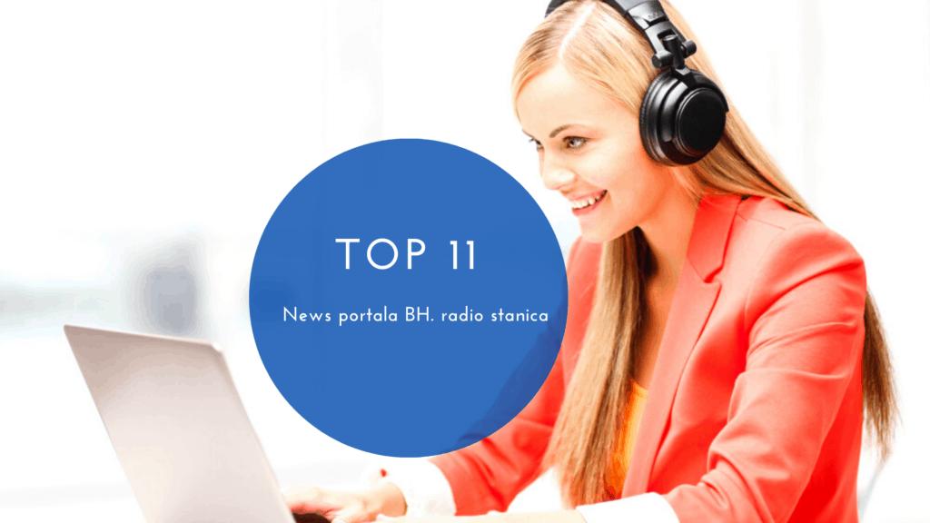 bh portali top 11 radio stanica