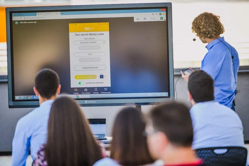 GOTAXI - Studenti osmislili IoT rješenje koje olakšava korištenje taksi usluga