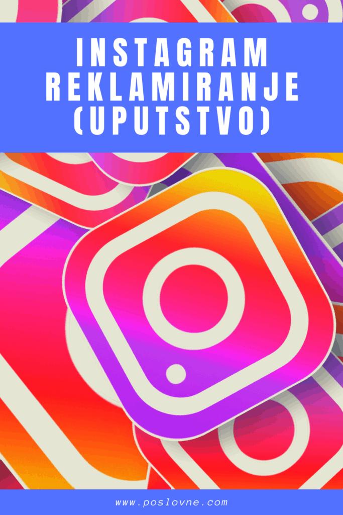 instagram za reklamu