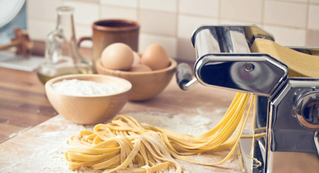 izrada domace tjestenine