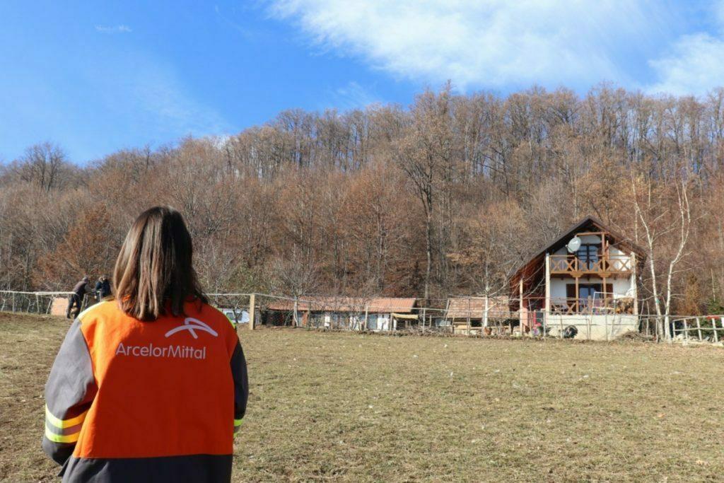 Donacijom armaturne mreže ArcelorMittal Zenica podržala rad Konjičkog kluba sa mini ZOO vrtom na Smetovima