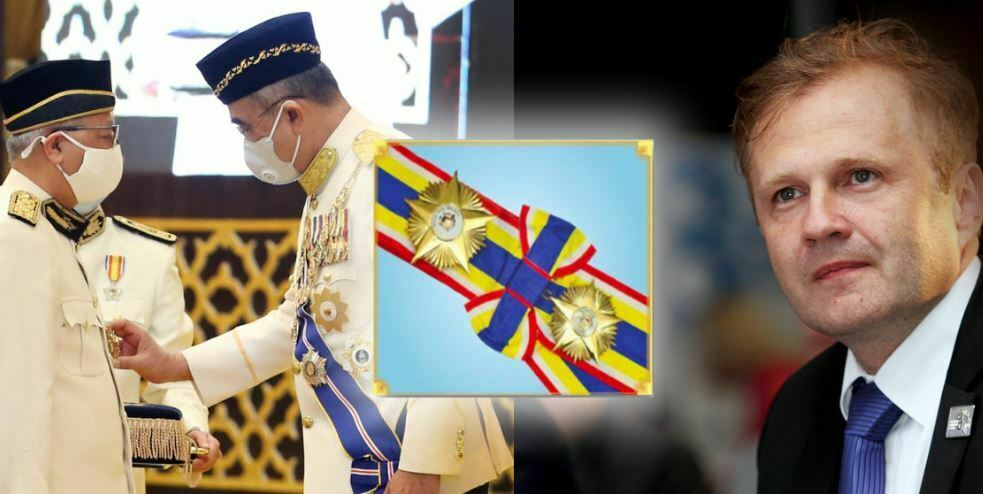 Malajska titula sir Bosancu i Hercegovcu Ameru Bukviću