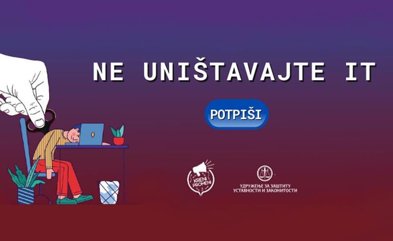 U Srbiji pokrenuta peticija za smanjenje poreza freelancerima