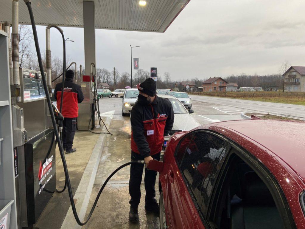 Otvorena 45. benzinska pumpa kompanije Hifa petrol u Derventi