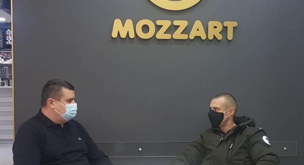 Kompanija Mozzart se priključila humanitarnoj akciji za Marka Vučkovića