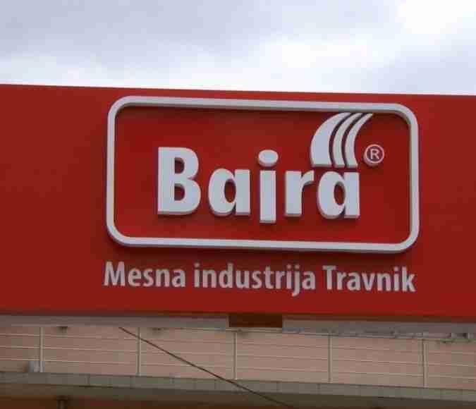 Bajra prima radnike u Travniku
