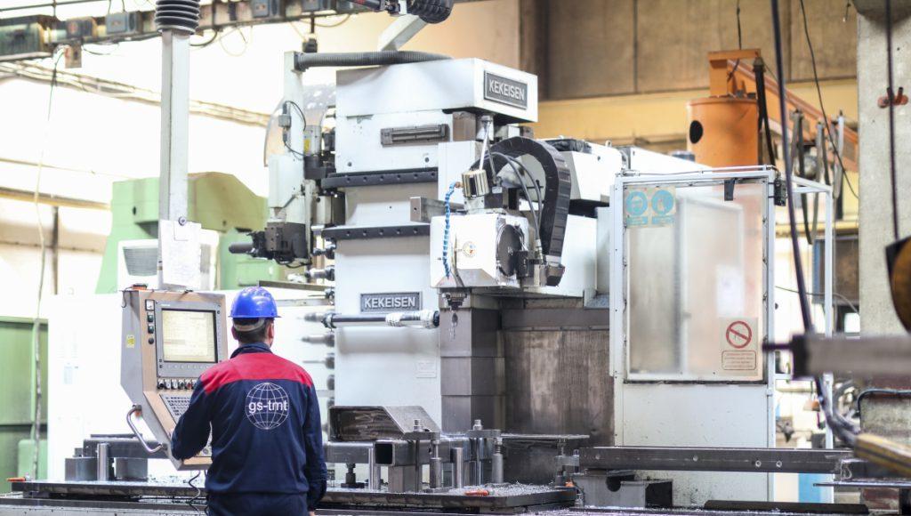 GS - Tvornica mašina Travnik