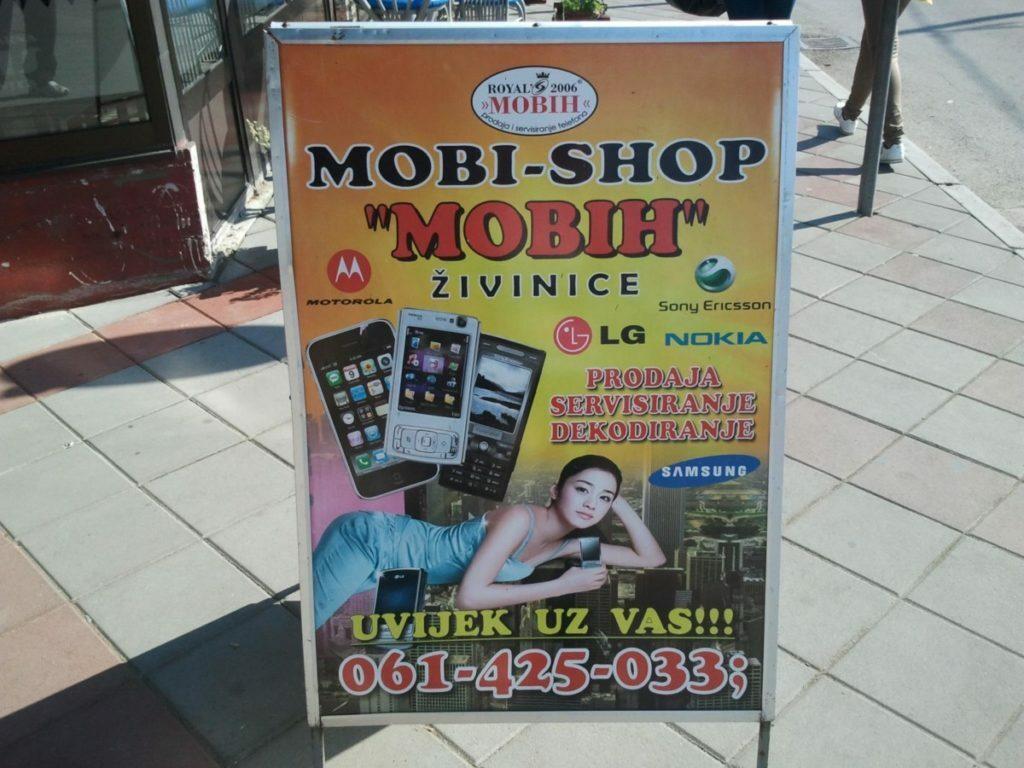 Veliki izbor mobitela i opreme