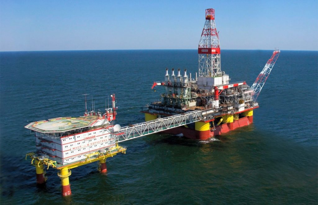 Rad na naftnoj platformi, kolika je zarada?