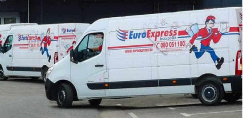 EuroExpress - jasnom strategijom, stručnim kadrom i povjerenjem korisnika UVIJEK ISPRED!