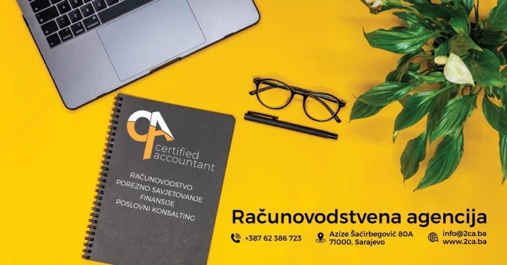 Agencija ''CA'' Certified Accountant