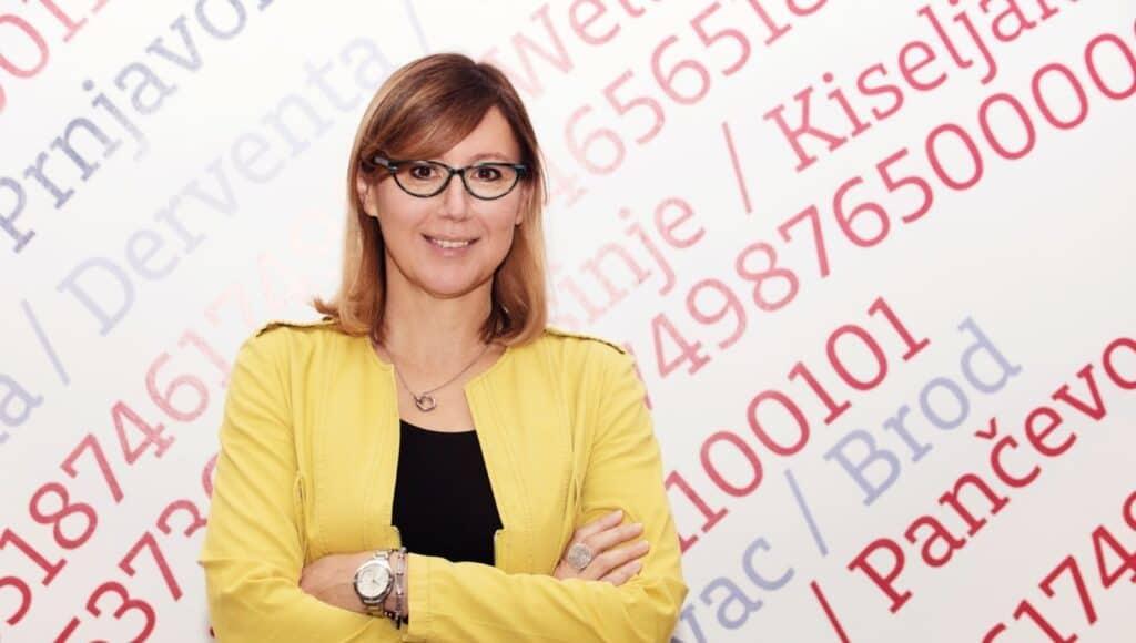 Suzana Tihi-Babić: Ulažemo značajne napore da naši zaposlenici budu sretni i zadovoljni