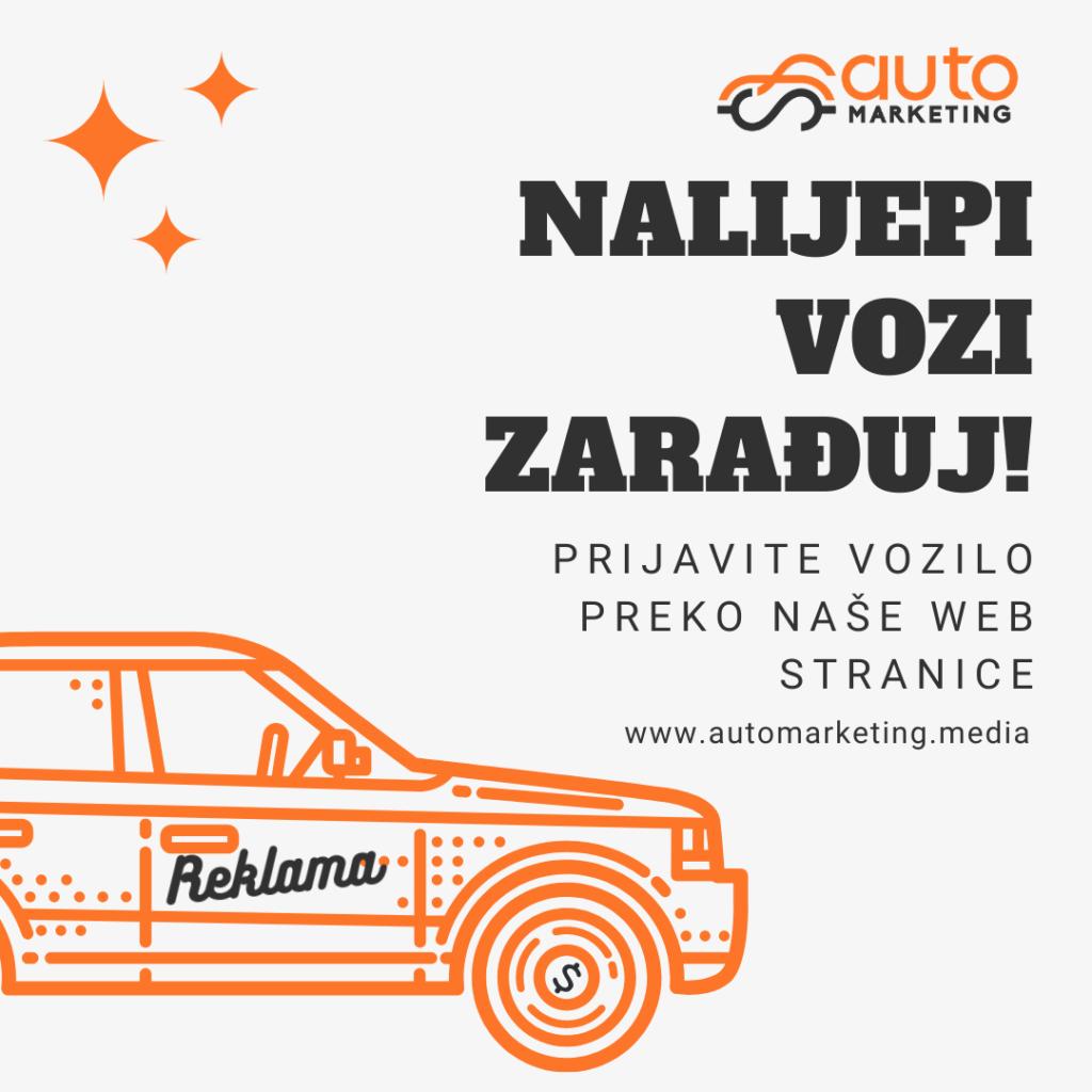 Auto Marketing Sarajevo