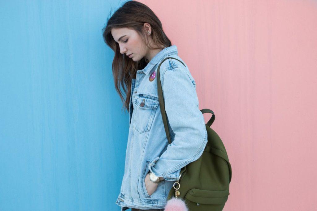 Ruksak od praktične torbe do modnog detalja