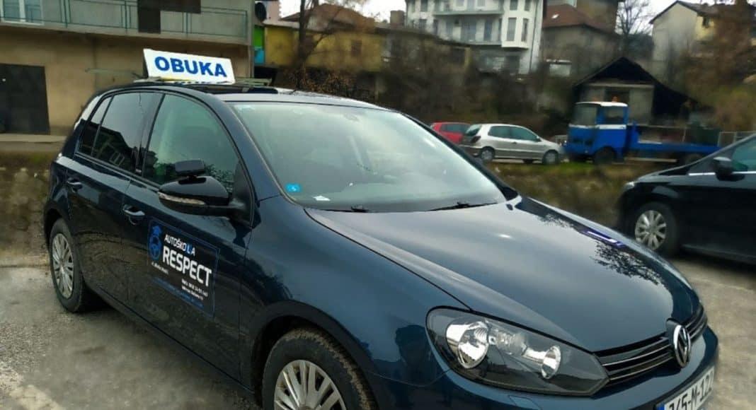 Naučite voziti uz Autoškolu Respect u Zenici