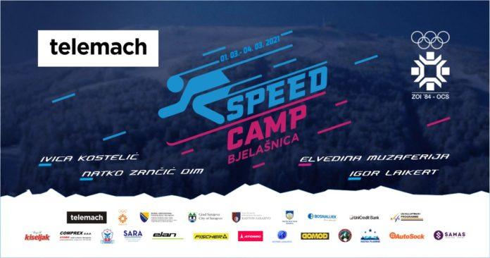 """U ponedjeljak svečano otvorenje """"Telemach Children Speed Camp 2021"""""""