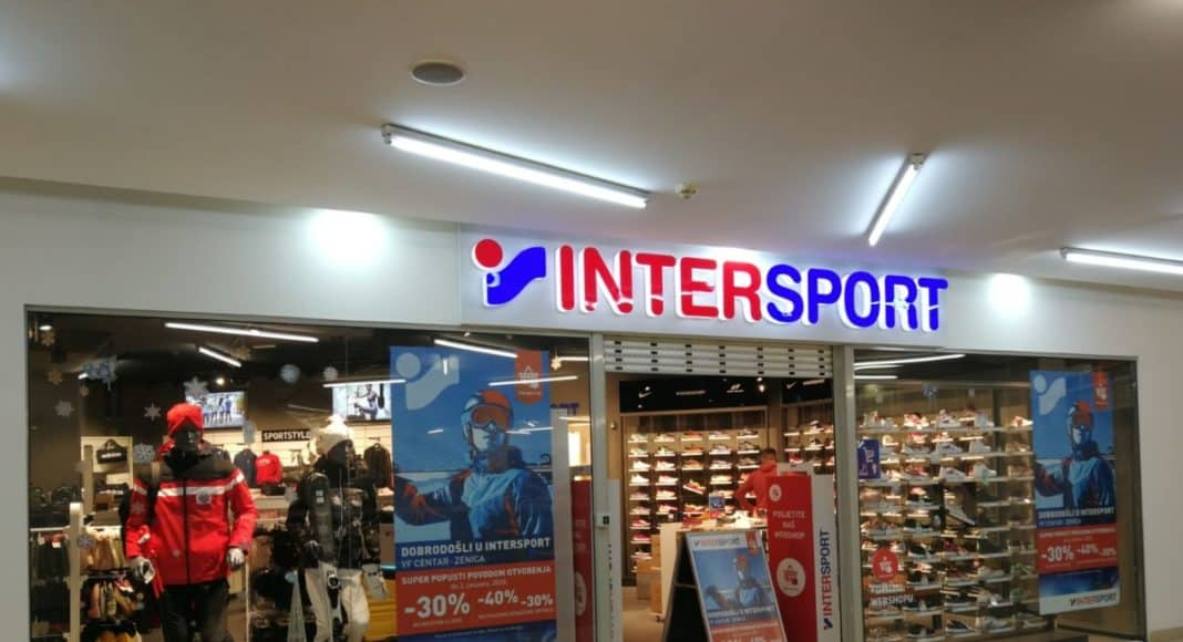 Intersport BiH - širok spektar proizvoda za sport i rekreaciju svjetski poznatih brendova
