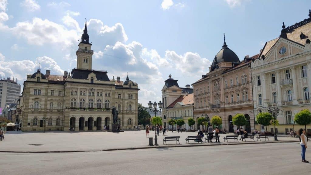 Zašto posjetiti Novi Sad