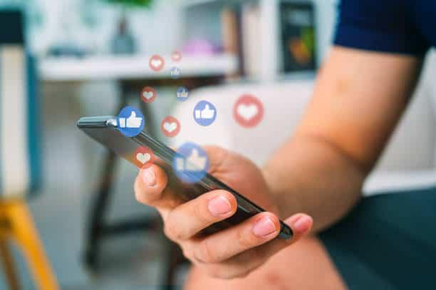 sadržaj društvenih medija