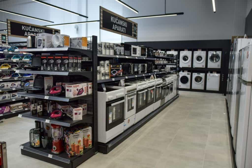 (FOTO) Bingo otvorio prvu trgovinu u Ključu