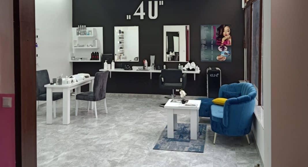 Novo u Tuzli, Salon ljepote 4U! Odvojite vrijeme za sebe