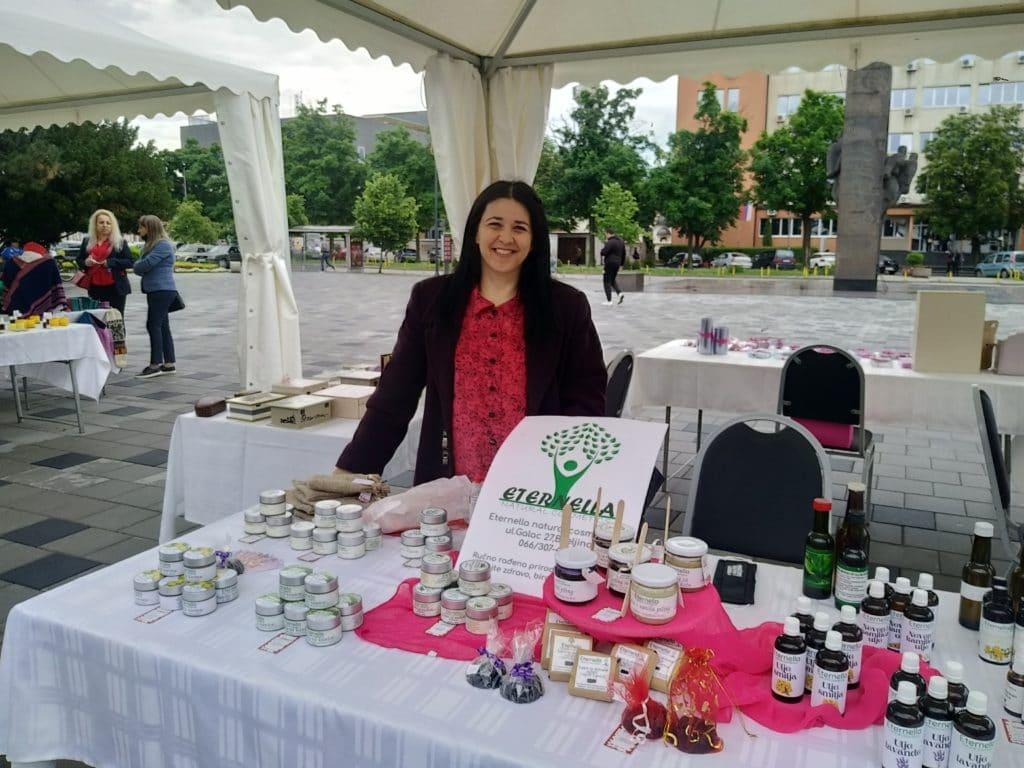 Eternella natural cosmetics - Prirodni preparati za njegu kože i očuvanje zdravlja kože