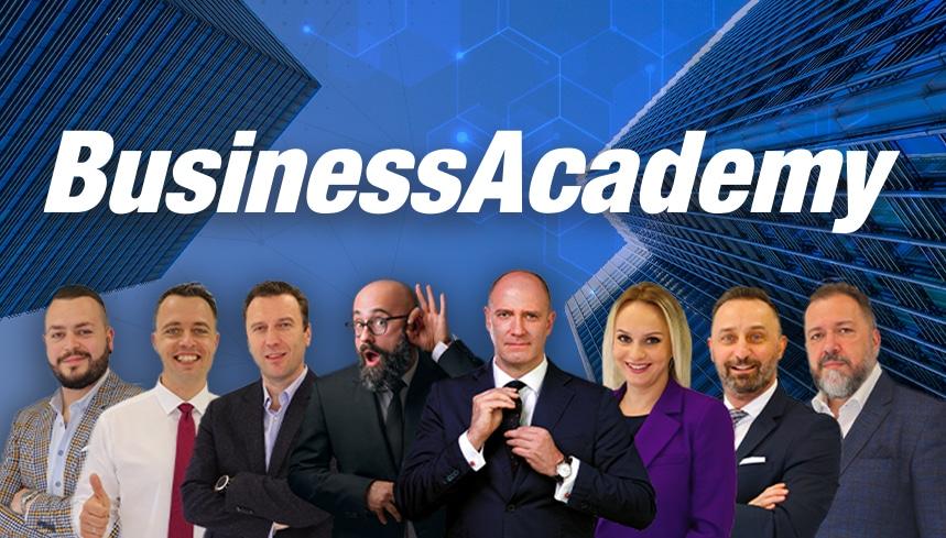 BusinessAcademy: Upoznajte tim koji će vas dovesti do uspjeha