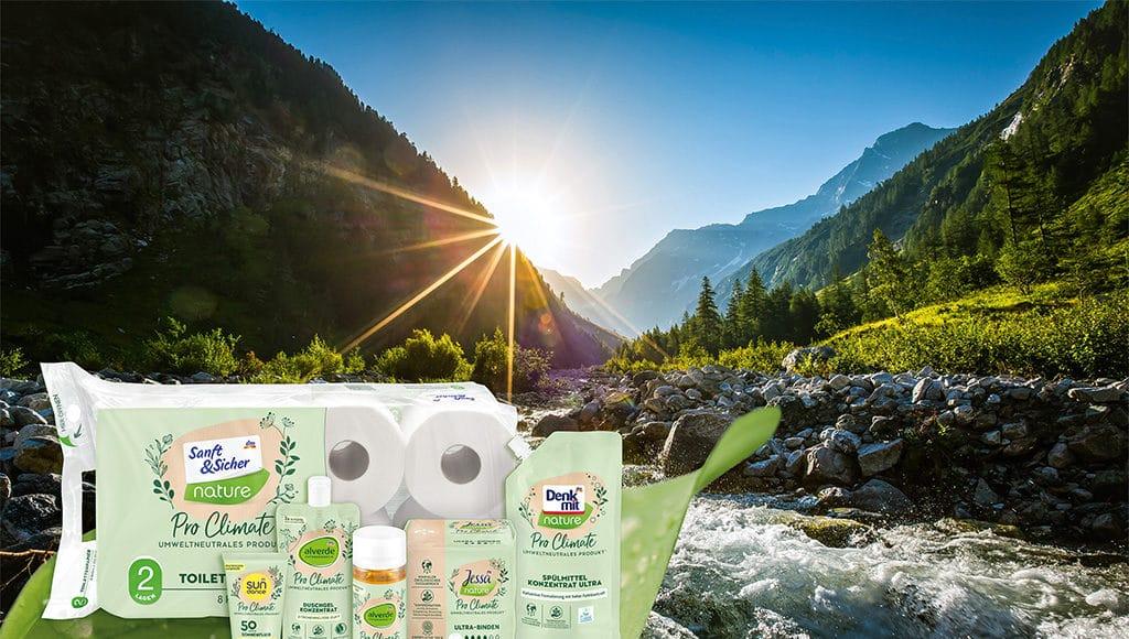dm razvio Pro Climate proizvode koji su neutralni po okoliš