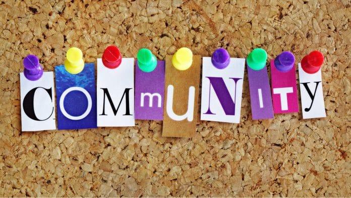 Građenje offline zajednice