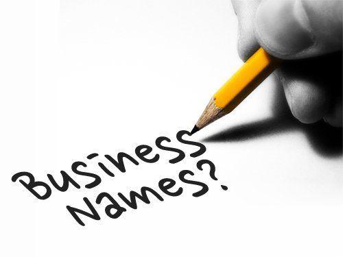 Kako odabrati ime za firmu