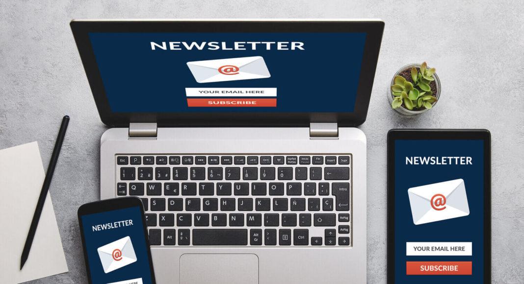Kako poslati newsletter