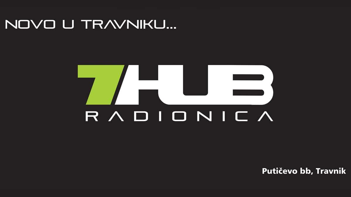 Radionica 7HUB iz Travnika – Transformišite svoj prostor na sedam načina